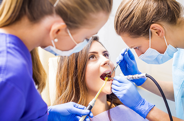 Why Might Dental Exams & Cleanings Be Needed